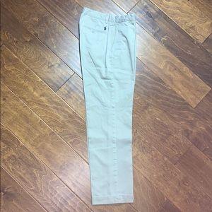 Polo by Ralph Lauren khaki pants straight slim